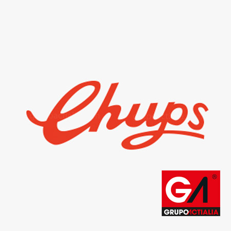 Logo Chupa Chups 1958