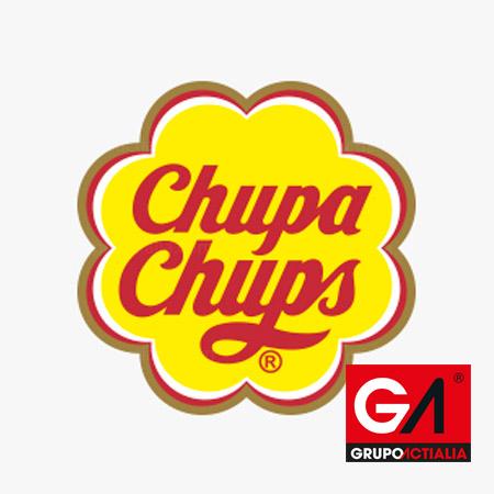 Logotipo Chupa Chups 1988
