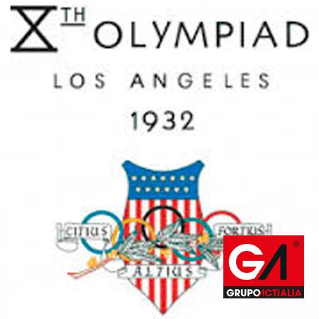 JJOO Los Ángeles 1932