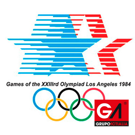 JJOO Los Ángeles 1984