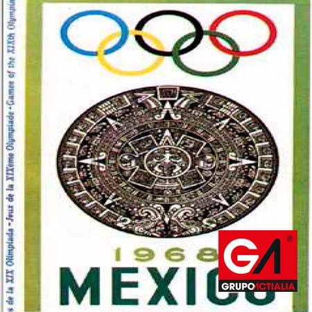 JJOO México 1968