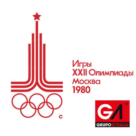 JJOO Moscú 1980