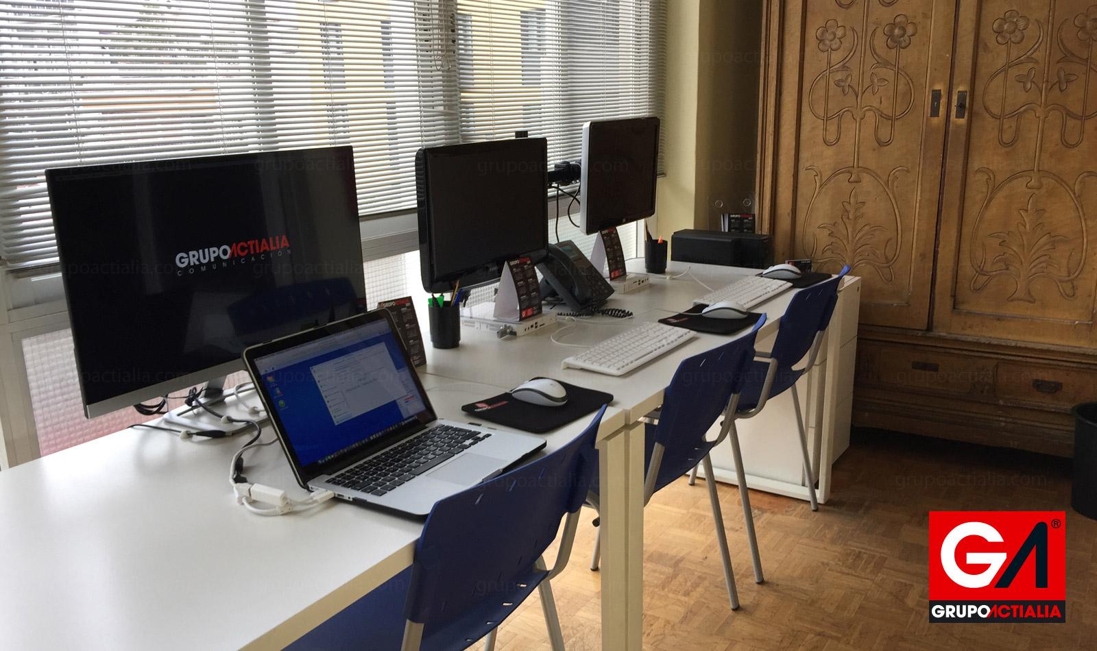 Grupo Actialia nueva oficina en Barcelona