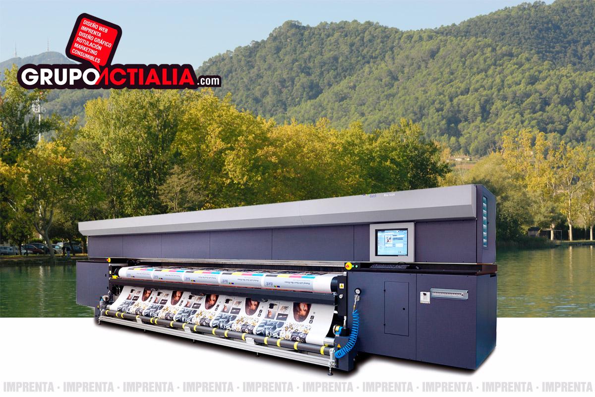 Grupo Actialia imprenta Banyoles
