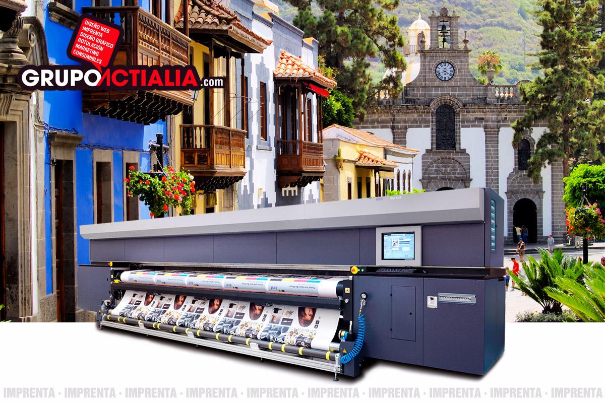 Imprenta Las Palmas de Gran Canaria
