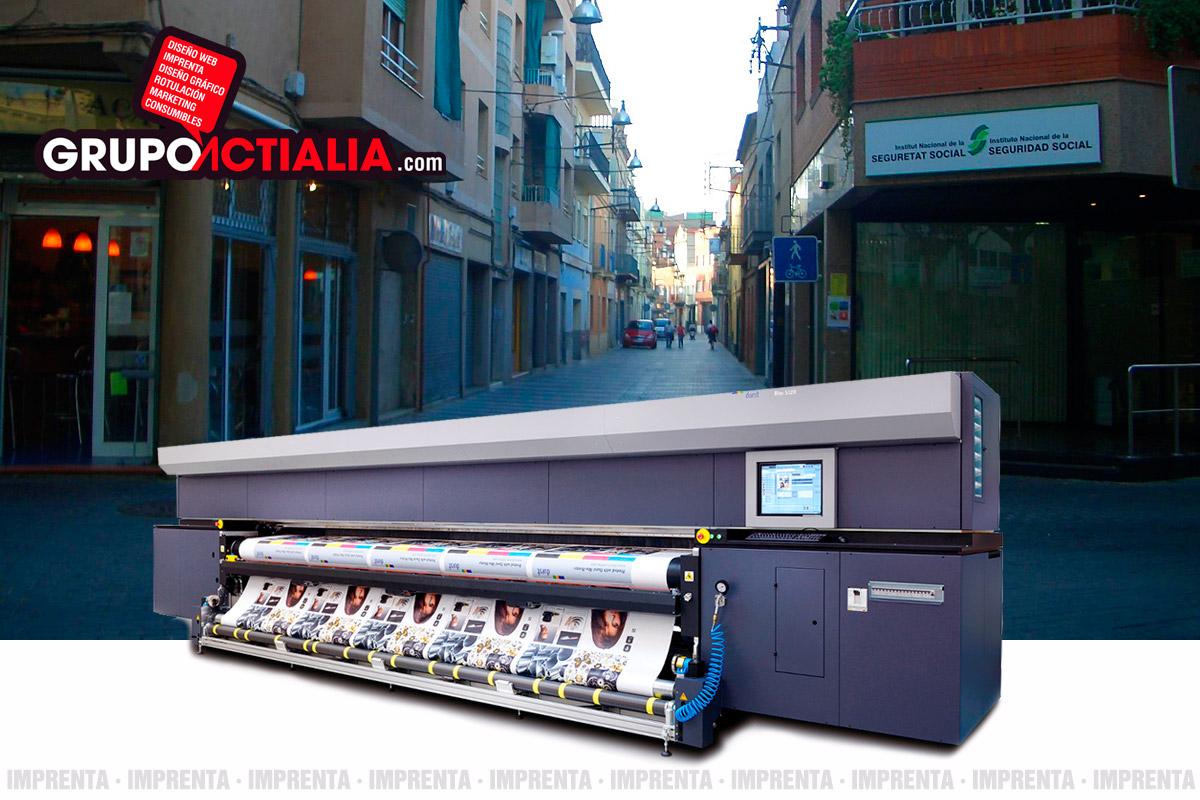 Imprenta El Prat de Llobregat